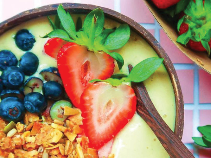 active bod smoothie bowl